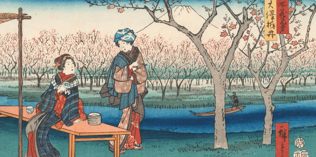 Maîtres japonais en résidence à l'Hôtel de Caumont, à Aix-en Provence