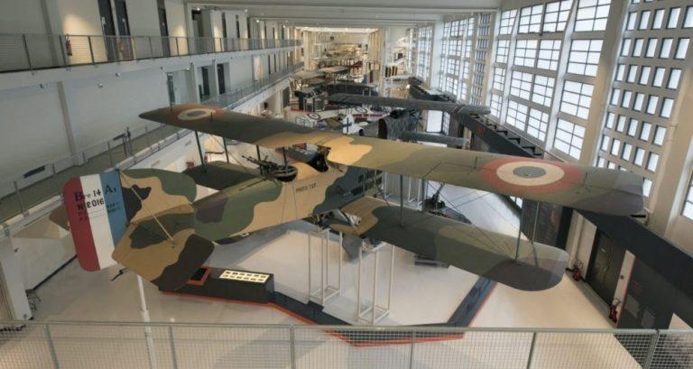 Musée de l'Air et de l'Espace, la Grande Galerie retrouve des couleurs