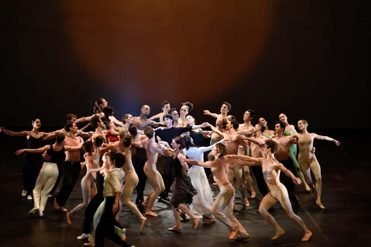 Béjart Ballet Lausanne, en direct du Palais des Congrès