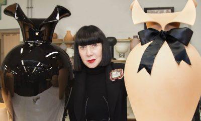Chantal Thomass : une gamme de céramiques avec Rometti