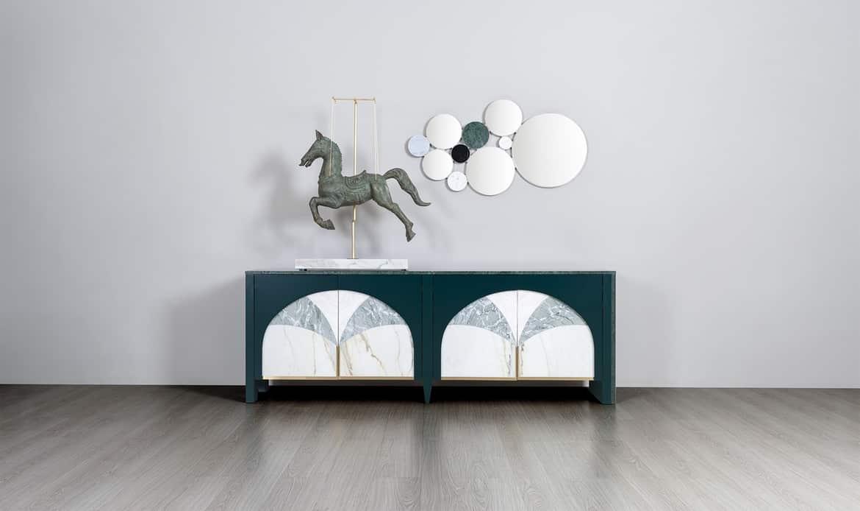 Greenapple, des meubles de luxe pour clients exclusifs