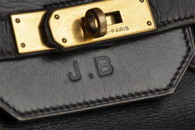 Jane Birkin Hermès au V&A Museum, à Londres