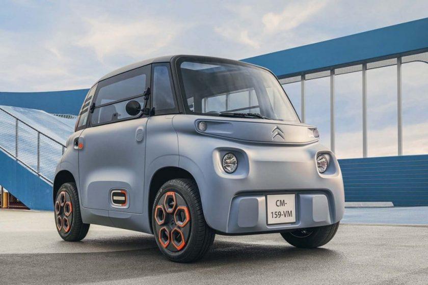Citroën Ami, une innovation 100 % électrique