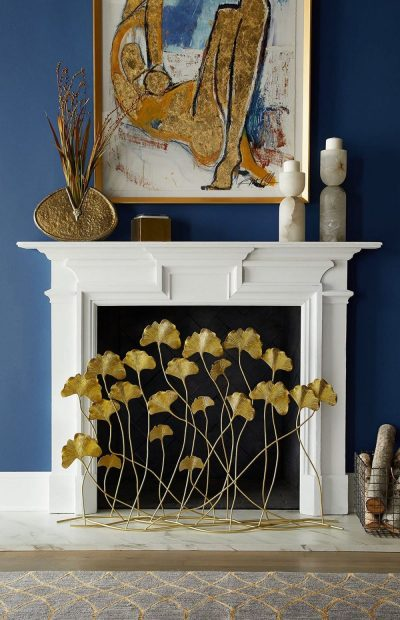 Neiman Marcus, l'habillage glamour des cheminées