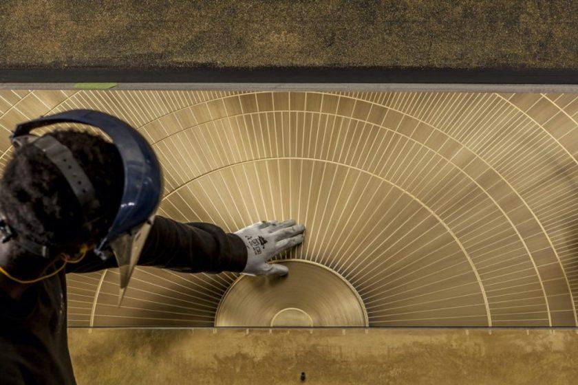 Atelier Steaven Richard, la ferronnerie élevée au rang d'art