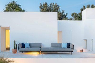 Todus, les meubles modulaires d'extérieur