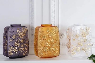 Lalique, de l'art floral à l'Art Déco