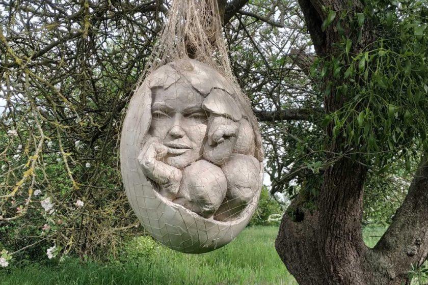 Kasper, des sculptures sous le signe du post confinement