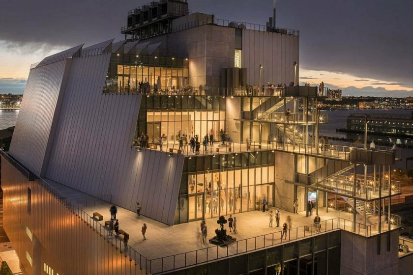 Whitney Museum of American Art, le sac à main hommage de Max Mara