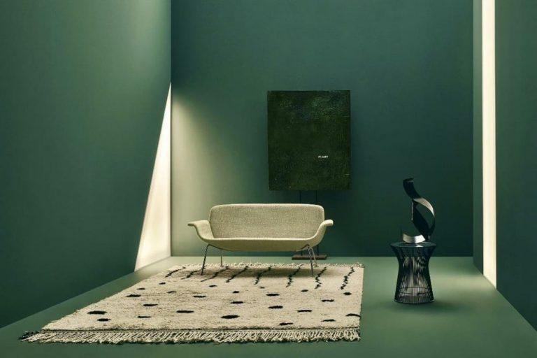 Knoll, un showroom parisien d'esprit Bauhaus