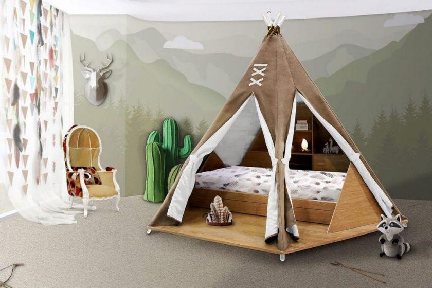 Circu, des chambres de rêve pour enfants