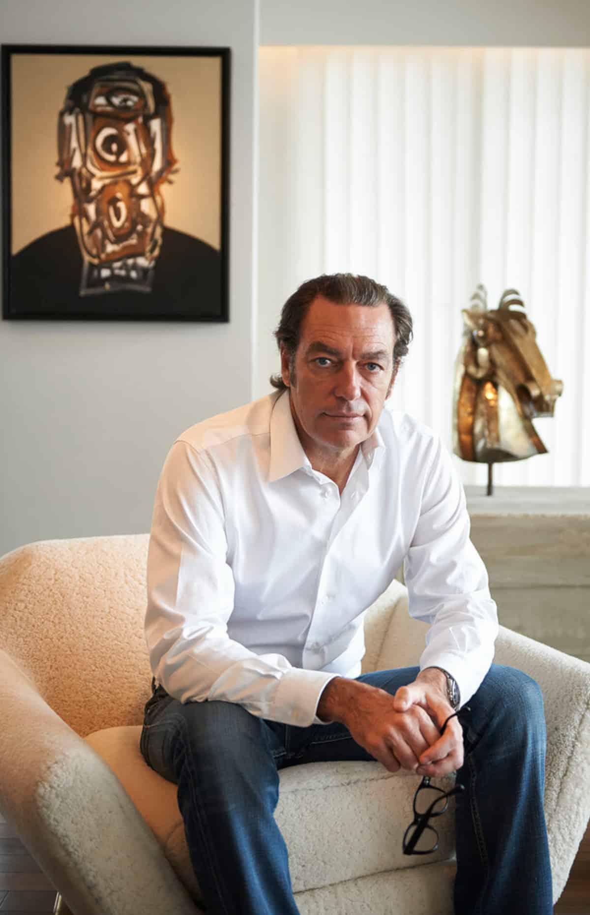 Thierry Lemaire, l'amoureux des Arts Décoratifs