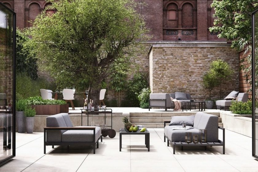 BoConcept, les meubles outdoor en version feel good