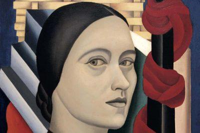 Nadia Léger, star du musée de l'Annonciade, à Saint-Tropez
