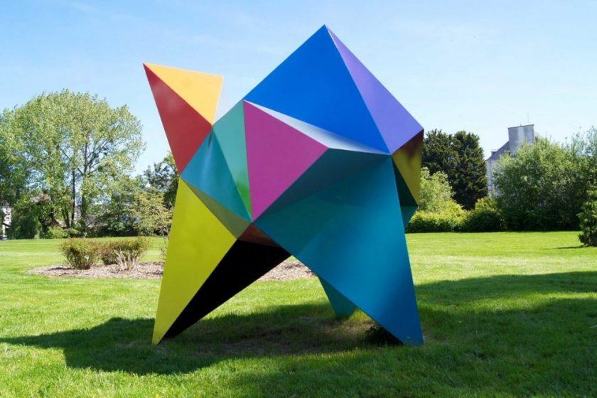 Jardin des Arts, l'exposition monumentale à Châteaubou