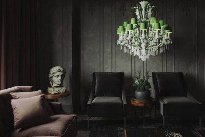 Preciosa révolutionne les chandeliers d'apparat