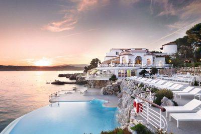 Hôtel du Cap-Eden-Roc, la touche déco de Patricia Anastassiadis