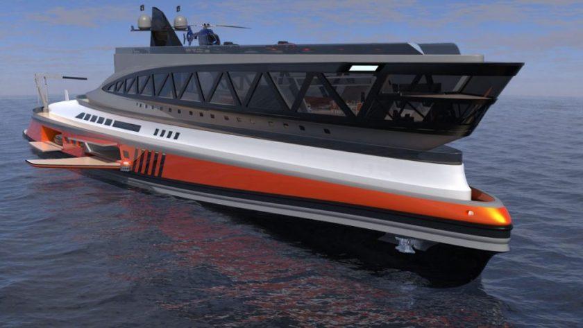 yacht Prodigium